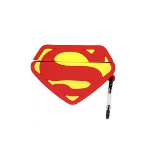 Купить Силиконовый чехол с карабином oneLounge Silicone Case Superman Icon для AirPods Pro