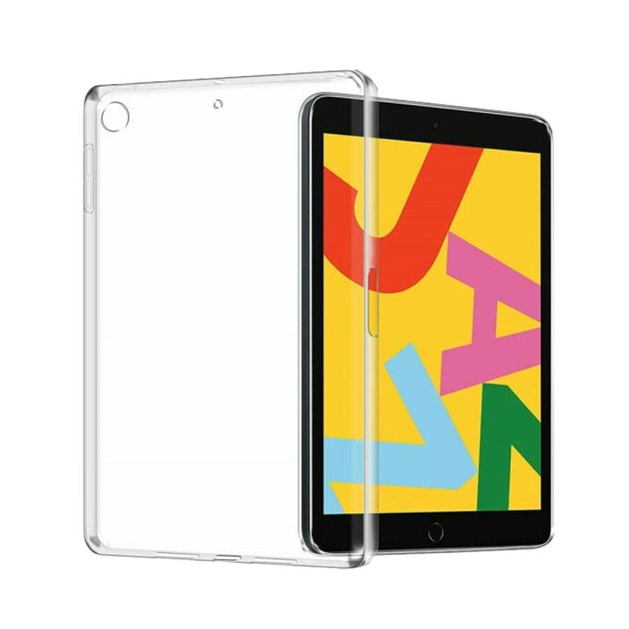 "Чехол oneLounge Silicone Transparent для iPad 8 | 7 10.2"" (2020 | 2019)"