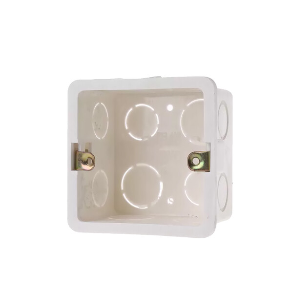 Квадратный подрозетник английского стандарта iLoungeMax Socket для розеток и выключателей Xiaomi Aqara