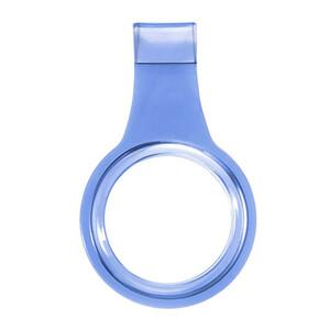 Купить Силиконовый брелок iLoungeMax Soft Protection Case Blue для AirTag