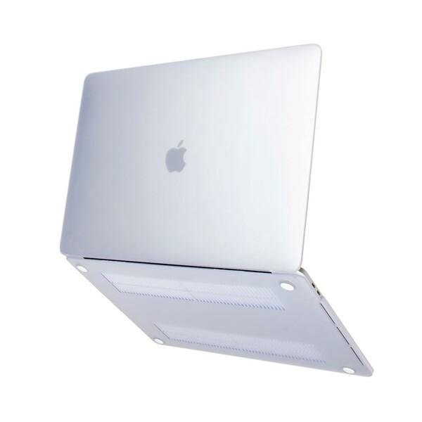 "Пластиковый чехол iLoungeMax Soft Touch White для MacBook Pro 16"" (2019)"