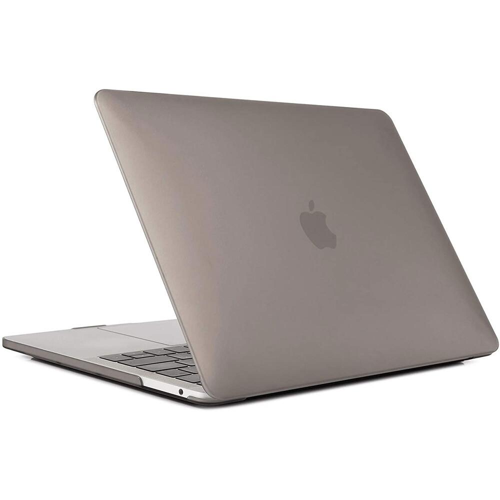 """Купить Пластиковый чехол oneLounge Soft Touch Matte Gray для MacBook Pro 13"""" (M1   2020   2019   2018)"""