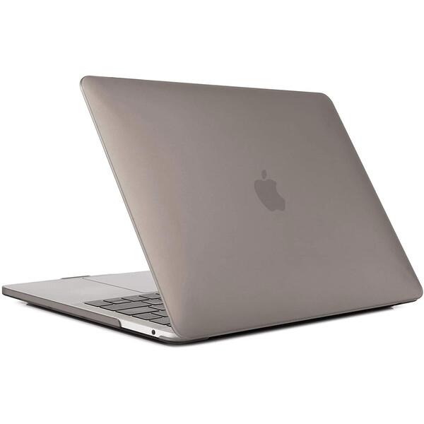 "Пластиковый чехол iLoungeMax Soft Touch Matte Gray для MacBook Pro 13"" (M1 | 2020 | 2019 | 2018)"