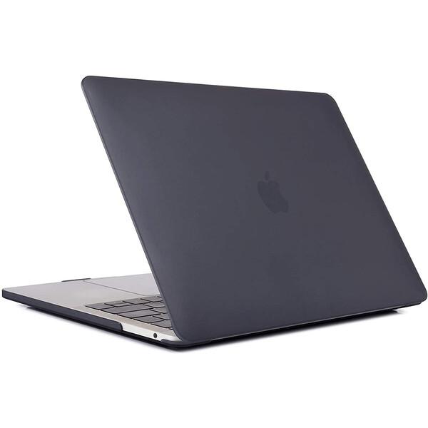"Пластиковый чехол iLoungeMax Soft Touch Matte Black для MacBook Pro 13"" (M1 | 2020 | 2019 | 2018)"