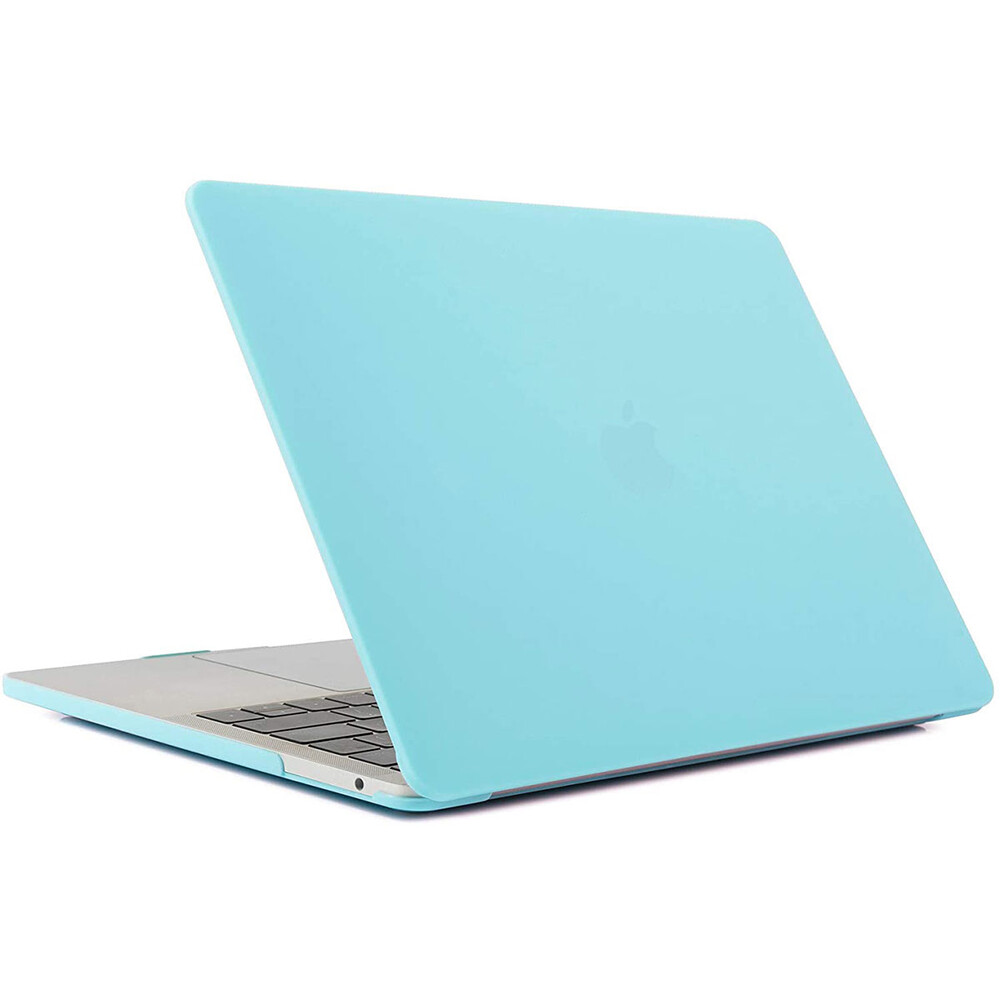 """Купить Пластиковый чехол oneLounge Soft Touch Matte Mint для MacBook Pro 13"""" (M1   2020   2019   2018)"""
