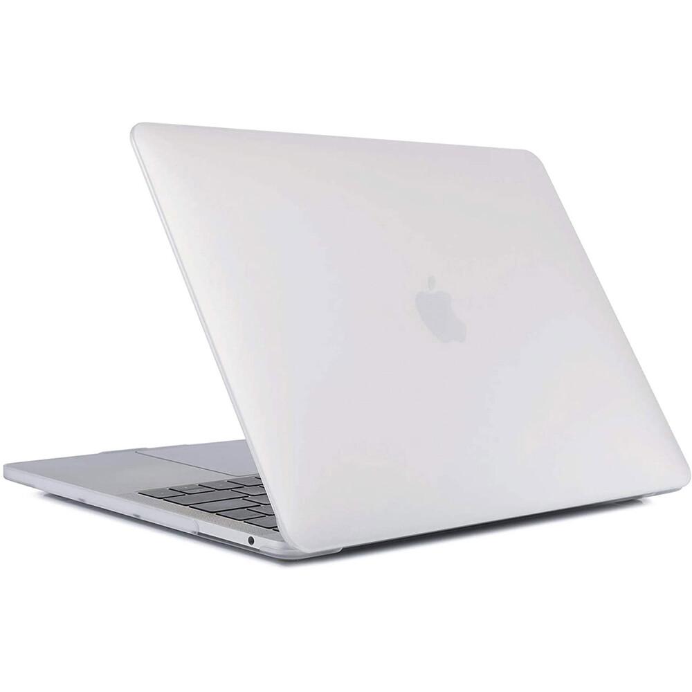 """Купить Пластиковый чехол oneLounge Soft Touch Matte Transparent для MacBook Pro 13"""" (2020)"""