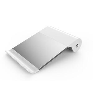 Купить Алюминиевая подставка oneLounge Space Bar Silver для MacBook