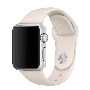 Ремінець iLoungeMax Sport Band 41mm   40mm   38mm Antique White для Apple Watch SE   7   6   5   4   3   2   1 OEM