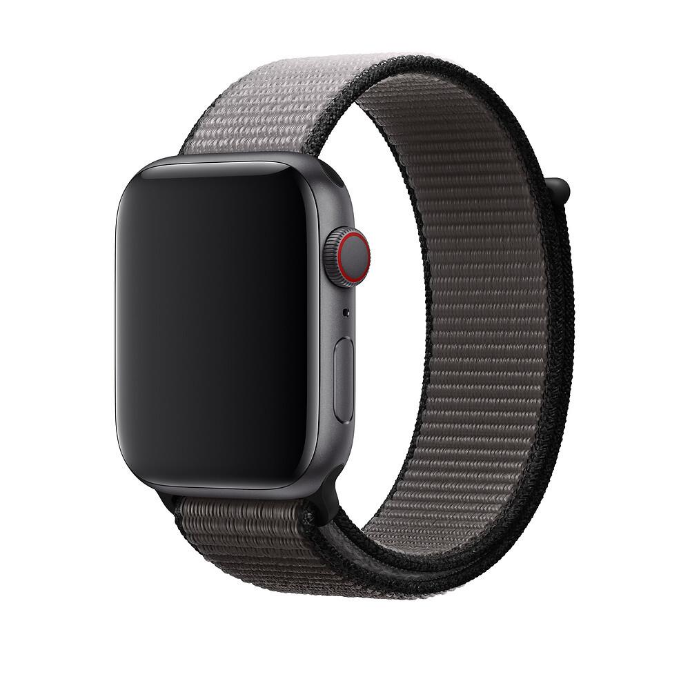 Ремешок oneLounge Sport Loop Anchor Gray для Apple Watch 42mm | 44mm SE | 6 | 5 | 4 | 3 | 2 | 1 OEM