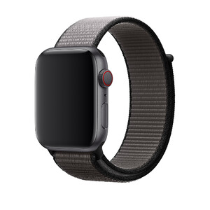 Купить Ремешок oneLounge Sport Loop Anchor Gray для Apple Watch 42mm/44mm Series 5/4/3/2/1 OEM