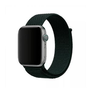 Купить Ремешок oneLounge Sport Loop Forest Green для Apple Watch 40mm/38mm SE/6/5/4/3/2/1 OEM