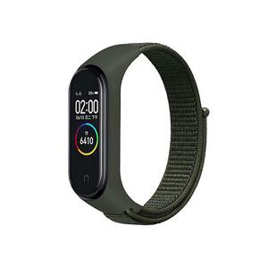 Купить Нейлоновый ремешок oneLounge Sport Loop Forest Green для Xiaomi Mi Band 5