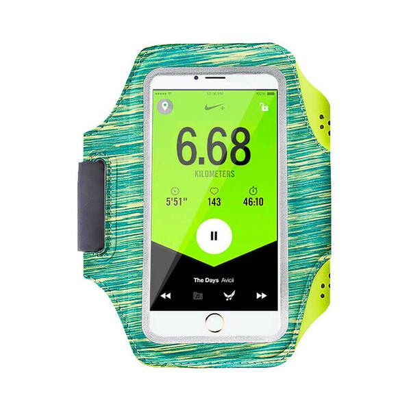 """Спортивный чехол iLoungeMax Sports Armband L Green для смартфонов до 5.2"""""""
