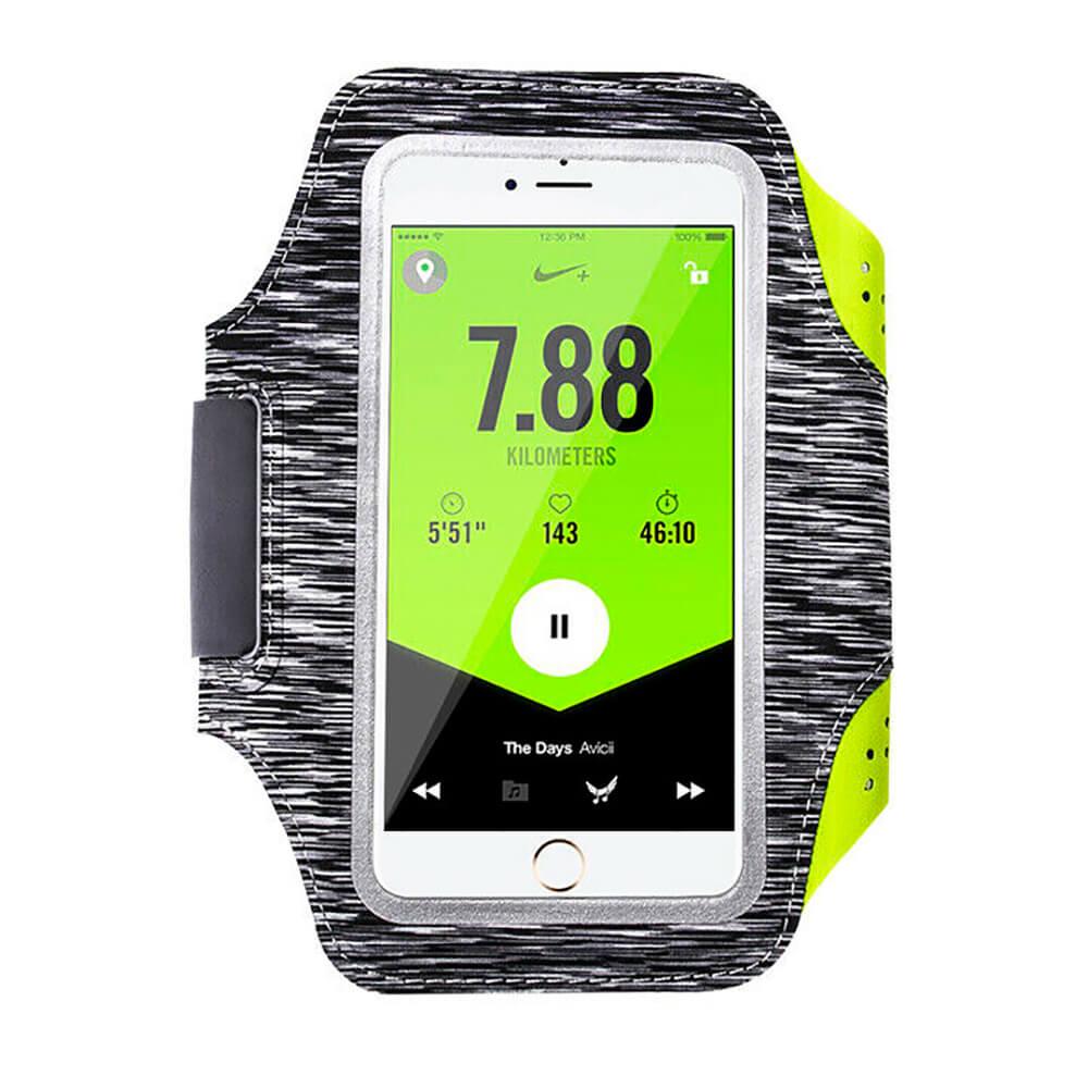 """Купить Спортивный чехол oneLounge Sports Armband XL Black для смартфонов до 6.5"""""""