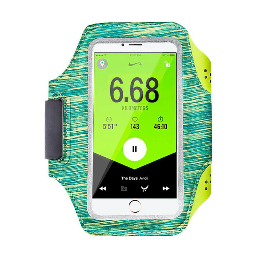 """Купить Спортивный чехол oneLounge Sports Armband XL Green для смартфонов до 6.5"""""""
