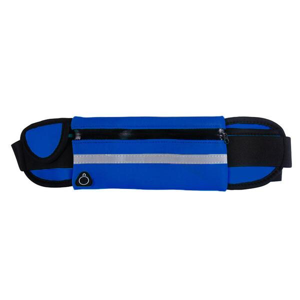 Спортивная поясная сумка iLoungeMax Sports Waist Bag для iPhone (Dark Blue)