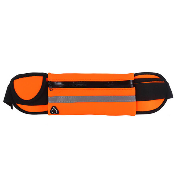Спортивная поясная сумка iLoungeMax Sports Waist Bag для iPhone (Orange)