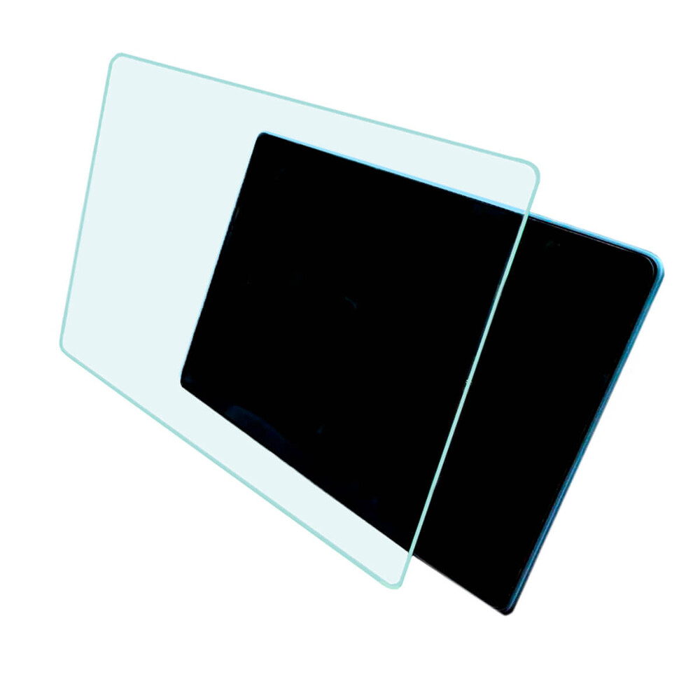Глянцевое защитное стекло iLoungeMax Tempered Clear Glass 9H для экрана Tesla Model 3 | Y