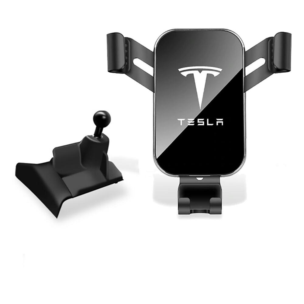 Купить Автомобильный держатель oneLounge для телефона в машину TESLA Model 3 | Y
