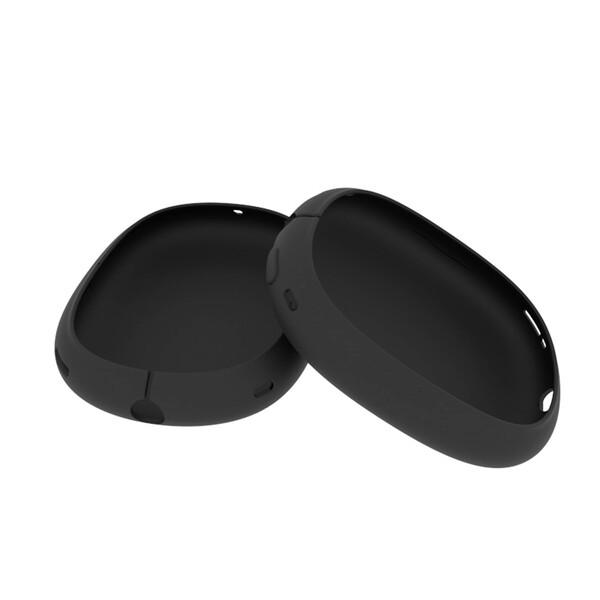 Черный силиконовый чехол iLoungeMax TPU Protective Silicone Case Black для AirPods Max