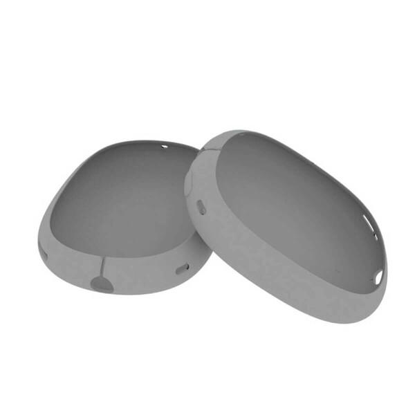 Силиконовый чехол iLoungeMax TPU Protective Silicone Case Grey для AirPods Max