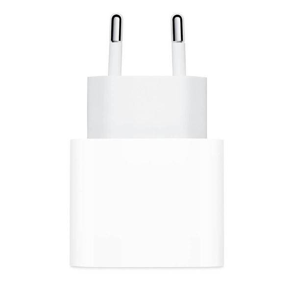 Сетевое зарядное устройство iLoungeMax USB-C Power Adapter 20W для iPhone | iPad (EU) OEM