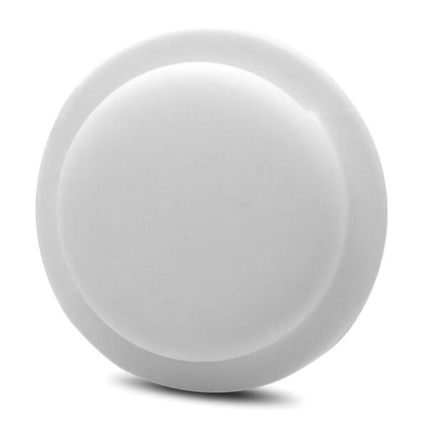 Самоклеящийся силиконовый чехол iLoungeMax Adhesive Mount White для Apple AirTag