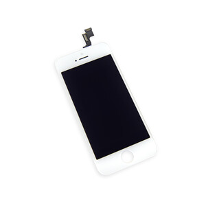 Купить Дисплей с тачскрином (оригинал, белый) для iPhone 5S