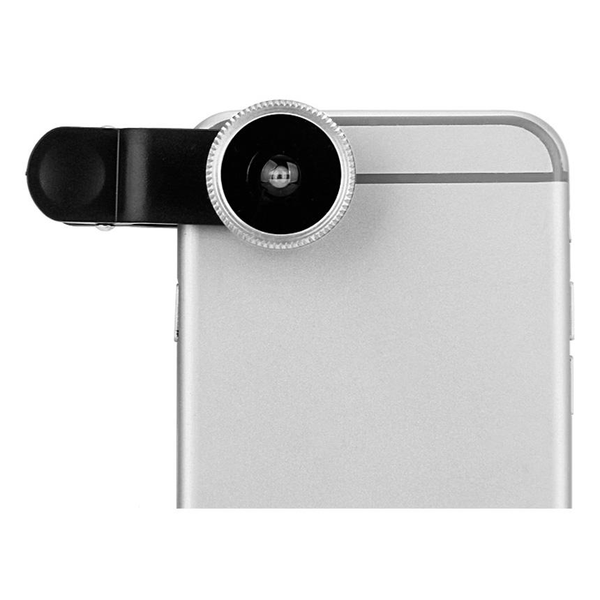 Программа для Iphone Ipad Ipod: Универсальный объектив-прищепка 3-in-1 для IPhone/iPod