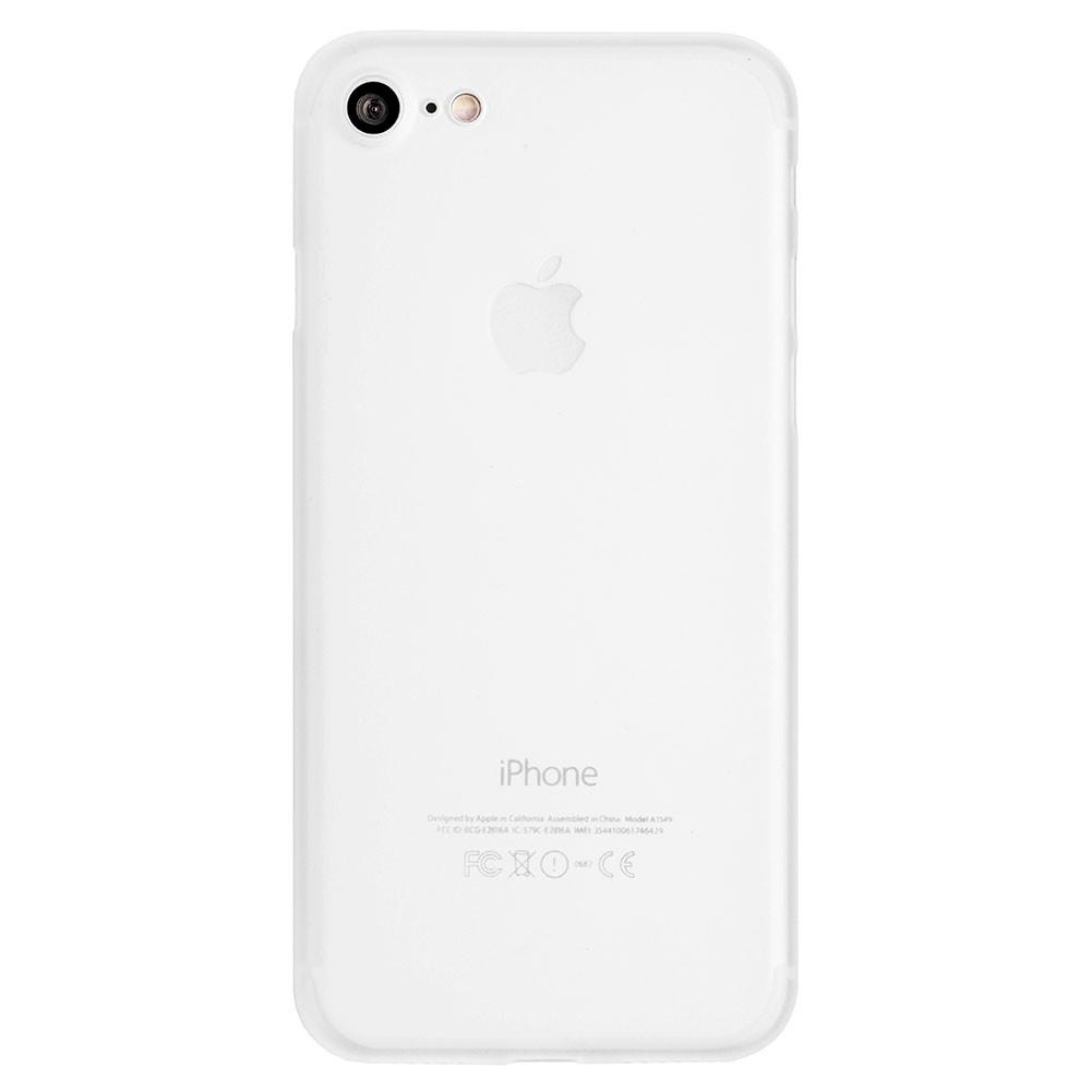 Купить Тонкий прозрачный TPU чехол oneLounge SilicolDots для iPhone 7 | 8 | SE 2020