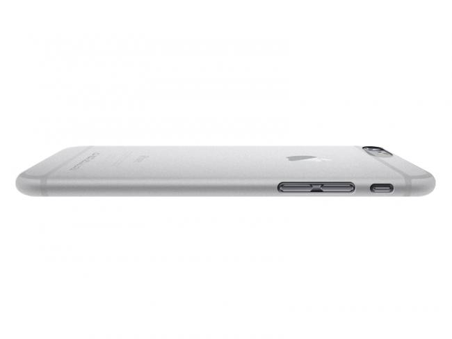 Прозрачный ультратонкий чехол O'Thinner 0.3mm для iPhone 6/6s
