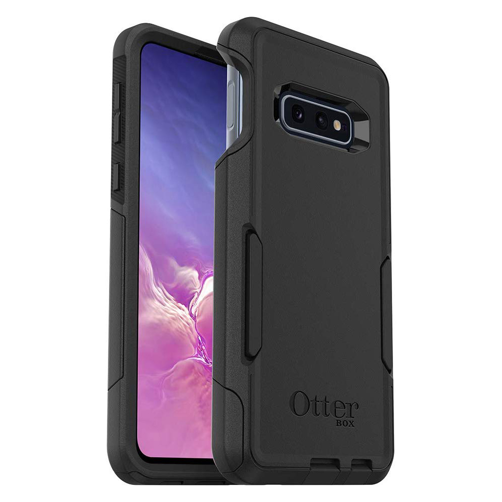 Купить Противоударный чехол OtterBox Commuter Series Black для Samsung Galaxy S10e