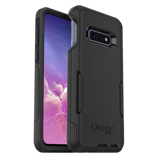 Противоударный чехол OtterBox Commuter Series Black для Samsung Galaxy S10e