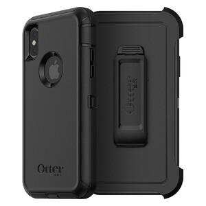 Купить Защитный чехол Otterbox Defender Black для iPhone X/XS