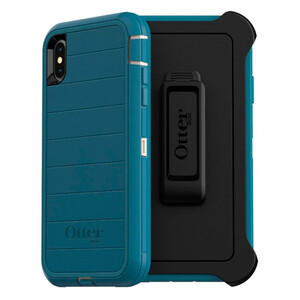 Купить Противоударный чехол Otterbox Defender Pro Screenless Edition Big Sur для iPhone XS Max