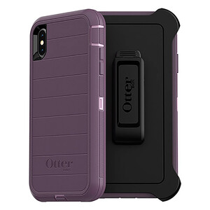 Купить Противоударный чехол Otterbox Defender Pro Screenless Edition Purple Nebula для iPhone XS Max