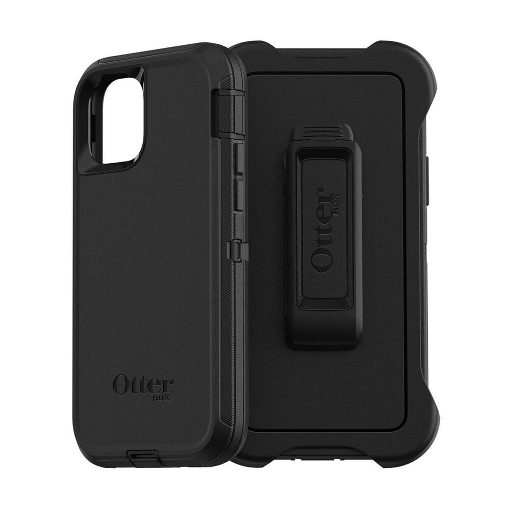 Купить Защитный чехол Otterbox Defender Series Case Black для iPhone 12 mini