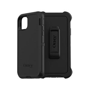 Купить Противоударный чехол OtterBox Defender Series Black для iPhone 11