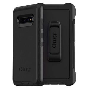 Купить Противоударный чехол OtterBox Defender Series Black для Samsung Galaxy S10e