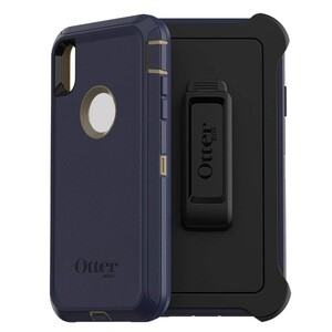 Купить Противоударный чехол Otterbox Defender Series Screenless Edition Dark Lake для iPhone XS Max