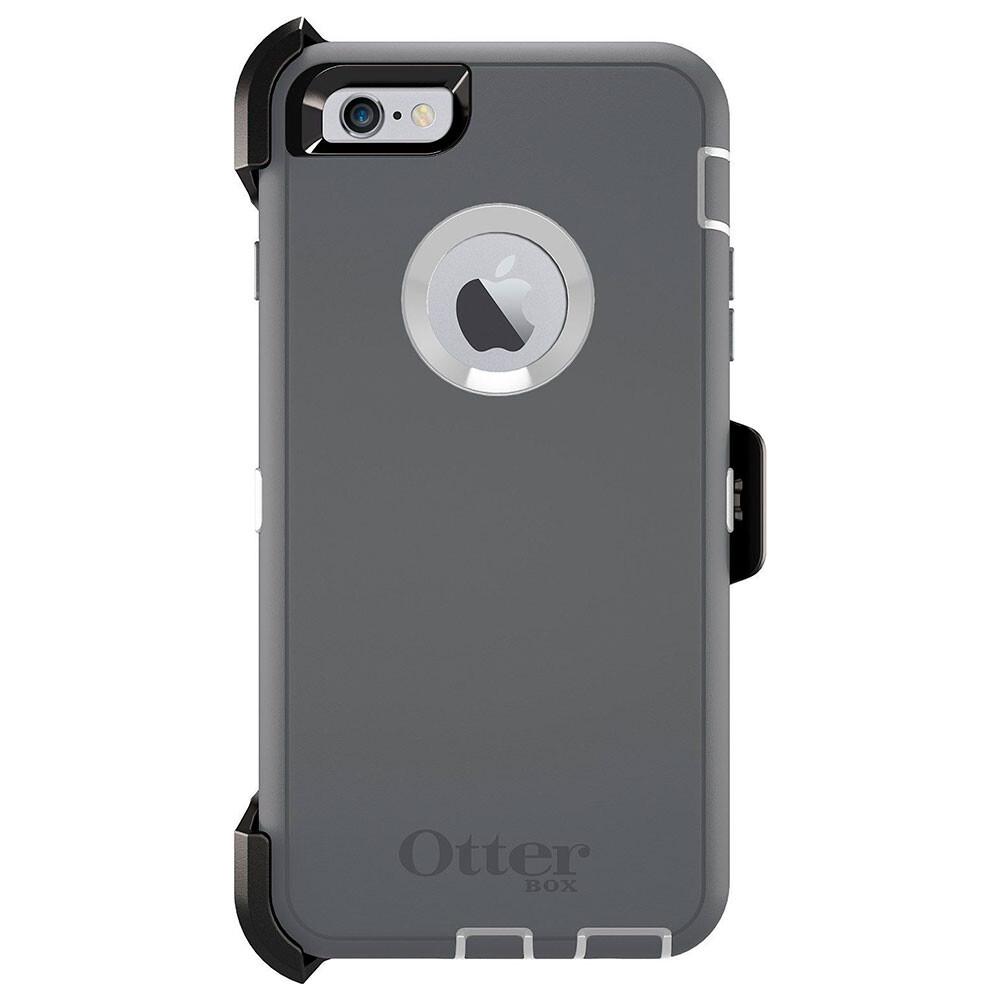 Чехол Otterbox Defender Series White/Gray для iPhone 5 (Touch ID)