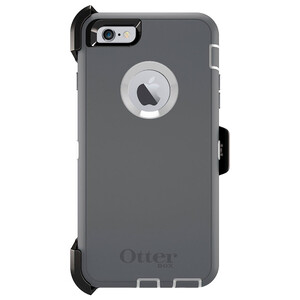 Купить Чехол Otterbox Defender Series White/Gray для iPhone 5 (Touch ID)