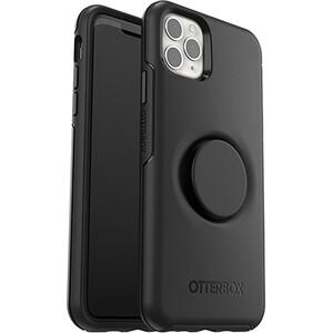 Купить Чехол-подставка (с попсокетом) OtterBox Pop Symmetry Series Case Black для iPhone 11 Pro Max