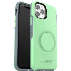 Купить Чехол-подставка (с попсокетом) OtterBox Pop Symmetry Series Case Mint для iPhone 11 Pro Max