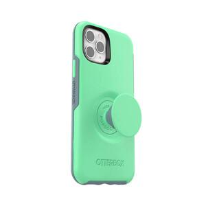 Купить Чехол-подставка (с попсокетом) OtterBox Pop Symmetry Series Case Mint to be для iPhone 11 Pro