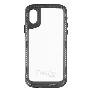 Купить Защитный чехол OtterBox Pursuit Series Black/Clear для iPhone X/XS