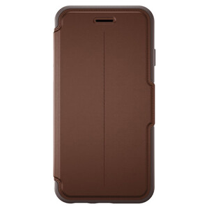 Купить Кожаный чехол Otterbox Flip Wallet Cover Strada Series Saddle для iPhone 6/6s