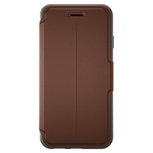 Кожаный чехол Otterbox Flip Wallet Cover Strada Series Saddle для iPhone 6/6s
