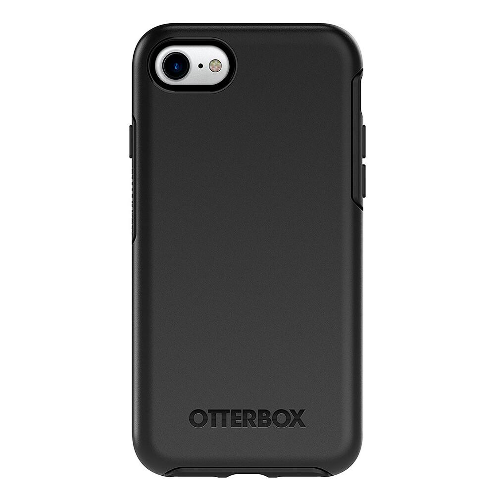Чехол Otterbox Symmetry Series Black для iPhone 7/8