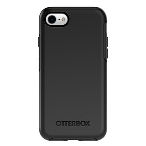 Купить Чехол Otterbox Symmetry Series Black для iPhone 7/8